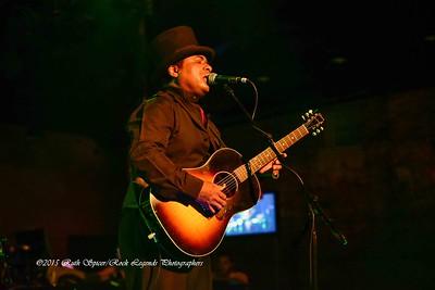 07-25-2015 - Chris Thomas King - Vinyl Music Hall #84