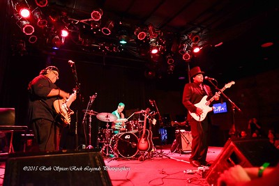 07-25-2015 - Chris Thomas King - Vinyl Music Hall #63