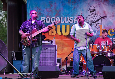 09-24-2016 - Chubby Carrier & The Bayou Swamp Band - BBHF #18