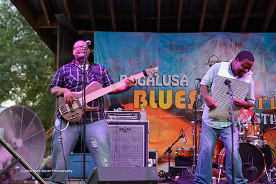 09-24-2016 - Chubby Carrier & The Bayou Swamp Band - BBHF #3