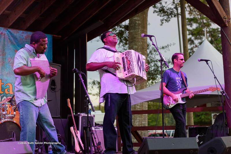 09-24-2016 - Chubby Carrier & The Bayou Swamp Band - BBHF #12