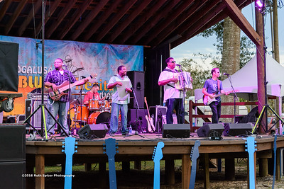 09-24-2016 - Chubby Carrier & The Bayou Swamp Band - BBHF #6