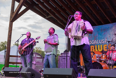 09-24-2016 - Chubby Carrier & The Bayou Swamp Band - BBHF #4