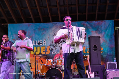 09-24-2016 - Chubby Carrier & The Bayou Swamp Band - BBHF #2