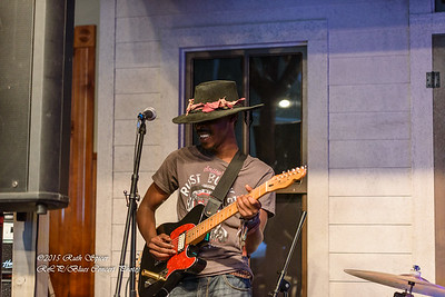 10-09-2015 - Cedric Burnside Project - The Front Porch - KBBF #7