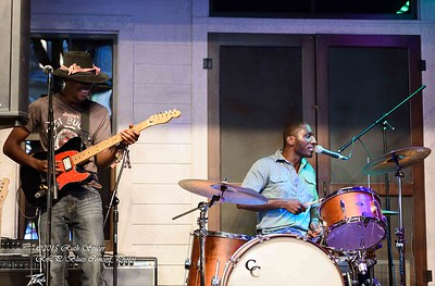 10-09-2015 - Cedric Burnside Project - The Front Porch - KBBF #13