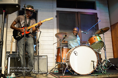10-09-2015 - Cedric Burnside Project - The Front Porch - KBBF #19