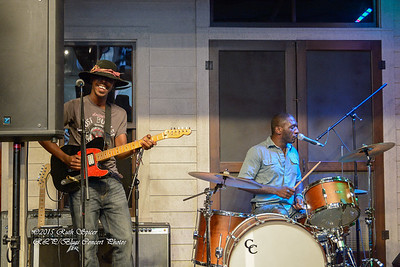 10-09-2015 - Cedric Burnside Project - The Front Porch - KBBF #4