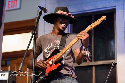 10-09-2015 - Cedric Burnside Project - The Front Porch - KBBF #25