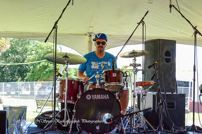 05-03-2015 - Cha Wa Mardi Gras Indian Funk Band - Pensacola Crawfish Fest #4