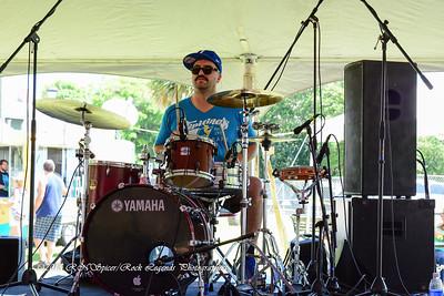 05-03-2015 - Cha Wa Mardi Gras Indian Funk Band - Pensacola Crawfish Fest #16