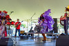 05-03-2015 - Cha Wa Mardi Gras Indian Funk Band - Pensacola Crawfish Fest #19