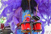 05-03-2015 - Cha Wa Mardi Gras Indian Funk Band - Pensacola Crawfish Fest #38
