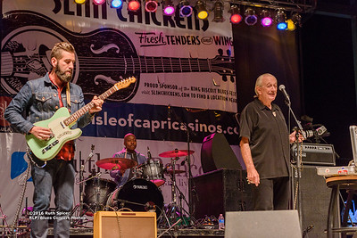 10-08-2016 - Charlie Musselwhite - King Biscuit Blues Festival #16