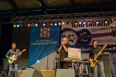 10-08-2016 - Charlie Musselwhite - King Biscuit Blues Festival #22