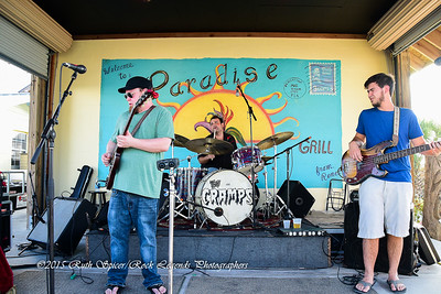 06-17-2015 - Damon Fowler Group - Paradise Bar & Grill #9