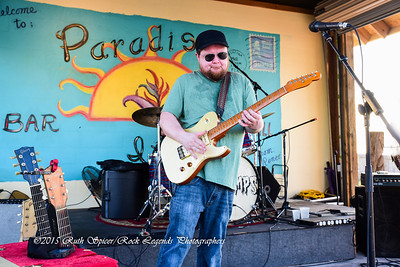 06-17-2015 - Damon Fowler Group - Paradise Bar & Grill #50