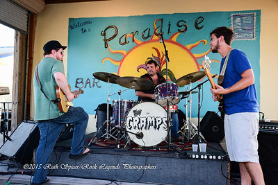 06-17-2015 - Damon Fowler Group - Paradise Bar & Grill #69