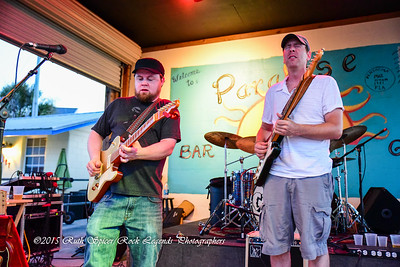 06-17-2015 - Damon Fowler Group with Paxton Norris - Paradise Bar & Grill #17