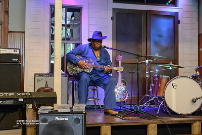 10-07-2016 - GuitarMac MacKnally - King Biscuit Blues Festival #12