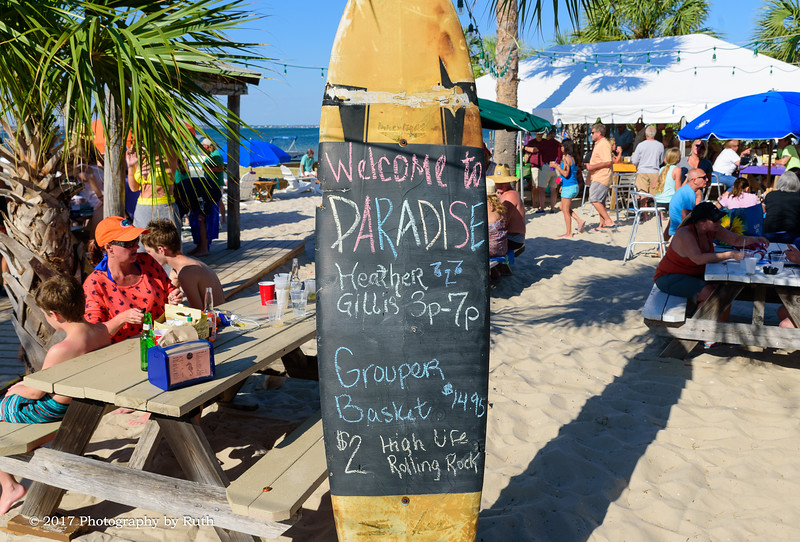 05-07-2017 - Heather Gillis Band - Paradise Bar & Grill #2