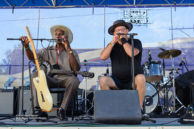10-07-2016 - Henry Gip Gibson - King Biscuit Blues Festival #2
