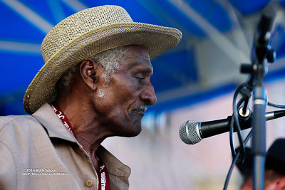 10-07-2016 - Henry Gip Gibson - King Biscuit Blues Festival #19