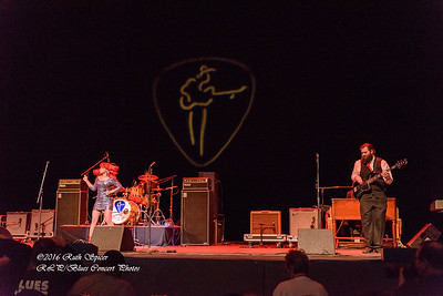 01-30-2016 - Southern Avenue - IBC Finals - The Orpheum Theatre #1