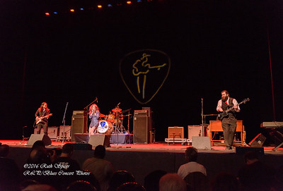 01-30-2016 - Southern Avenue - IBC Finals - The Orpheum Theatre #4
