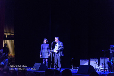 01-30-2016 - Barbara Ballin Newman & Joe Whitmer - IBC Finals - The Orpheum Theatre #2