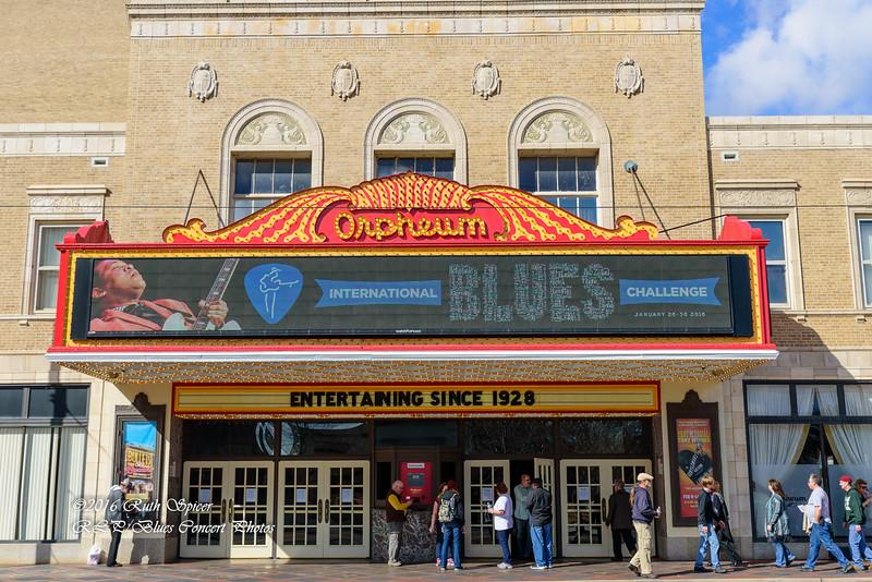 01-30-2016 - IBC Finals - The Orpheum Theatre - Memphis, TN #1