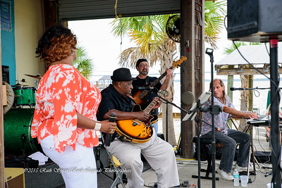 07-29-2015 - Joey Gilmore & The TCB Express - Paradise Bar & Grill #34