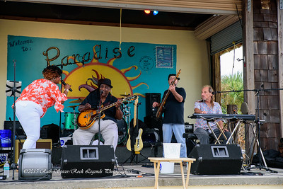 07-29-2015 - Joey Gilmore & The TCB Express - Paradise Bar & Grill #45