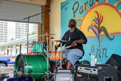 07-29-2015 - Joey Gilmore & The TCB Express - Paradise Bar & Grill #20