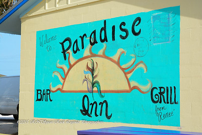 05-12-2015 - Paradise Bar & Grill Wall Mural #4