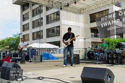 04-09-2016 - Kent Burnside - Baton Rouge Blues Festival #2