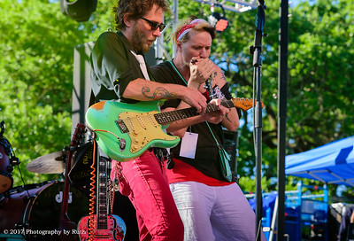 04-09-2017 - John Lisi & Delta Funk with Jason Ricci - BRBF #23
