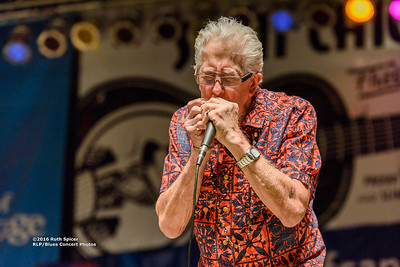 10-07-2016 - John Mayall - King Biscuit Blues Festival #41