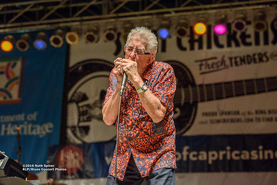 10-07-2016 - John Mayall - King Biscuit Blues Festival #45