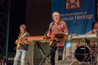 10-07-2016 - John Mayall - King Biscuit Blues Festival #16