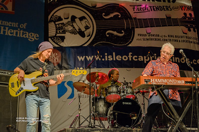 10-07-2016 - John Mayall - King Biscuit Blues Festival #1