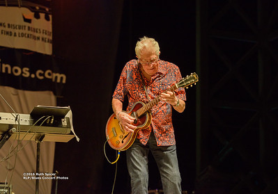10-07-2016 - John Mayall - King Biscuit Blues Festival #53