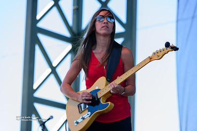 10-08-2016 - Katy Guillen & The Girls - King Biscuit Blues Festival #35