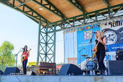 10-08-2016 - Katy Guillen & The Girls - King Biscuit Blues Festival #5