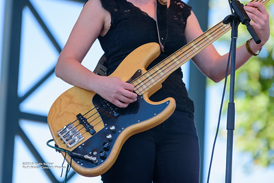 10-08-2016 - Katy Guillen & The Girls - King Biscuit Blues Festival #25