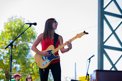 10-08-2016 - Katy Guillen & The Girls - King Biscuit Blues Festival #10