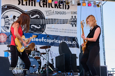 10-08-2016 - Katy Guillen & The Girls - King Biscuit Blues Festival #19