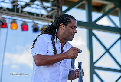 10-07-2016 - Kenny Neal Band - King Biscuit Blues Festival #55