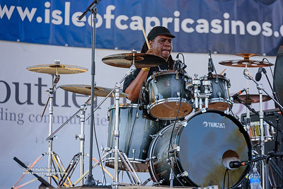 10-07-2016 - Kenny Neal Band - King Biscuit Blues Festival #52