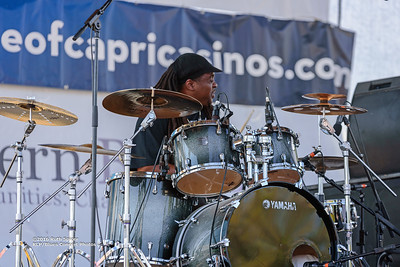 10-07-2016 - Kenny Neal Band - King Biscuit Blues Festival #32